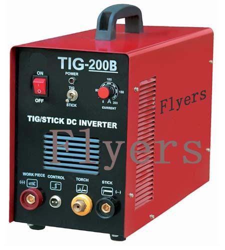 TIG/MMA Inverter Welding Machine